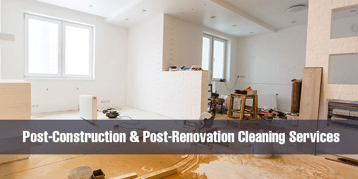 What You Should Know About Post Construction Cleaning?
