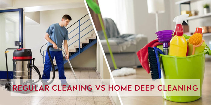 Recurring Regular Cleaning vs One-Time Deep Cleaning